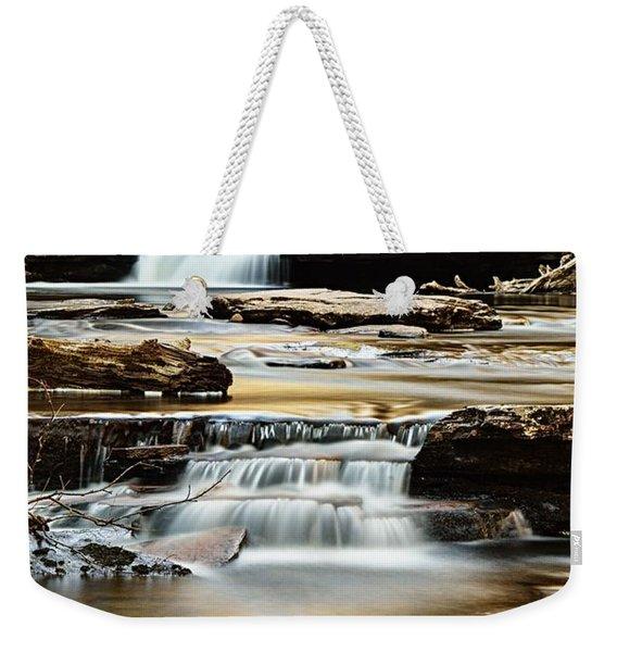 Murray Reynolds Falls Weekender Tote Bag