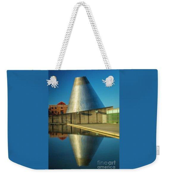 Museum Of Glass Tower Weekender Tote Bag