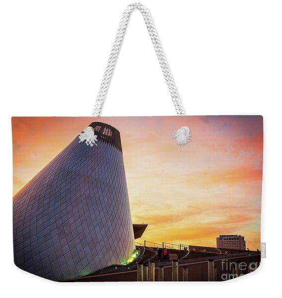 Museum Of Glass Tower#2 Weekender Tote Bag