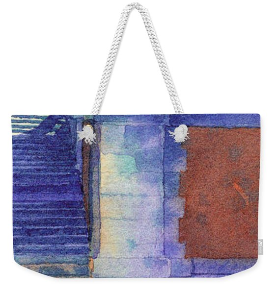Pool At Viscaya, Miami Weekender Tote Bag