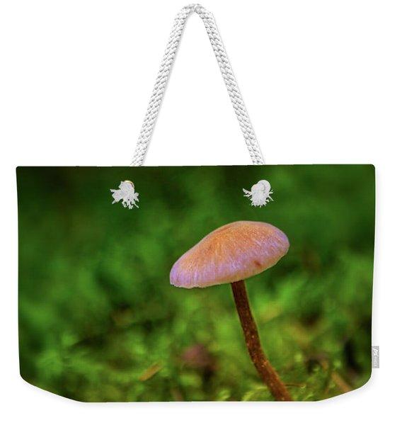 Mushflower Weekender Tote Bag