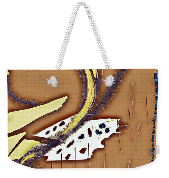 Music Note Weekender Tote Bag