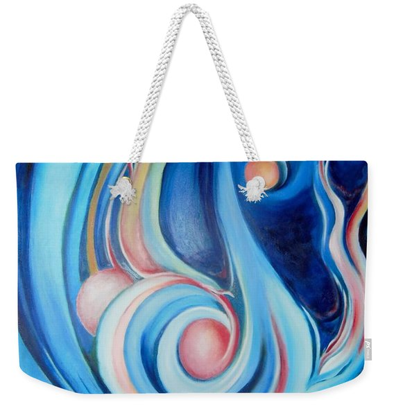 Music Of The Spheres Weekender Tote Bag