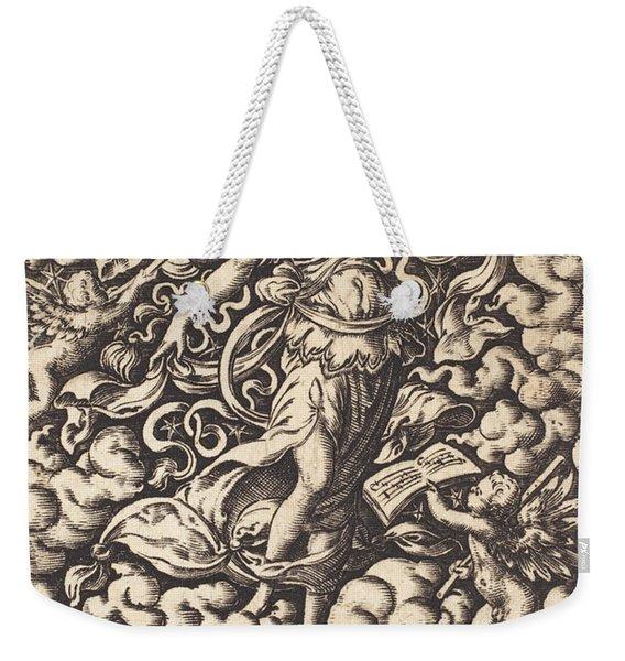 Musica Weekender Tote Bag