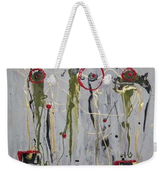 Musical Strings Weekender Tote Bag