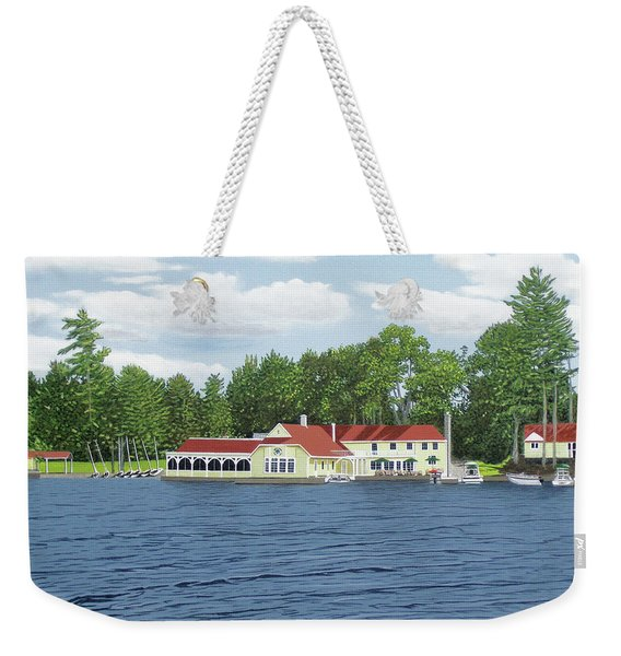 Muskoka Lakes Golf And Country Club Weekender Tote Bag
