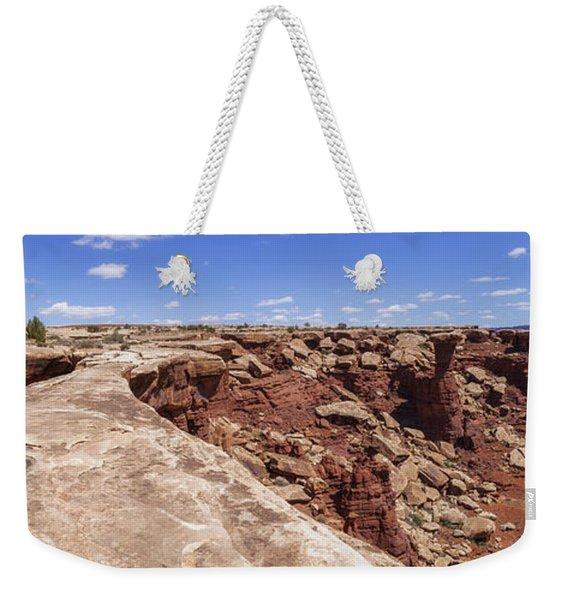 Musselman Arch Weekender Tote Bag