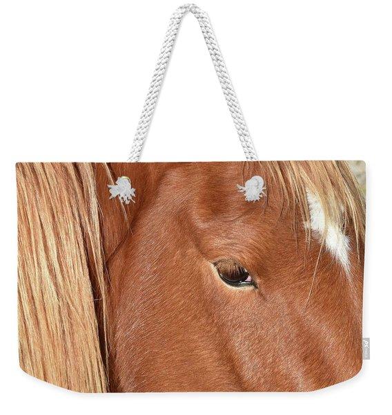 Mustang Macro Weekender Tote Bag