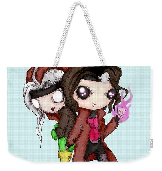 Mutant Love Weekender Tote Bag
