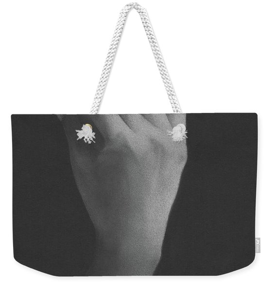 Muted Shadow No. 2 Weekender Tote Bag