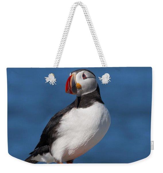 My Best Side.. Weekender Tote Bag