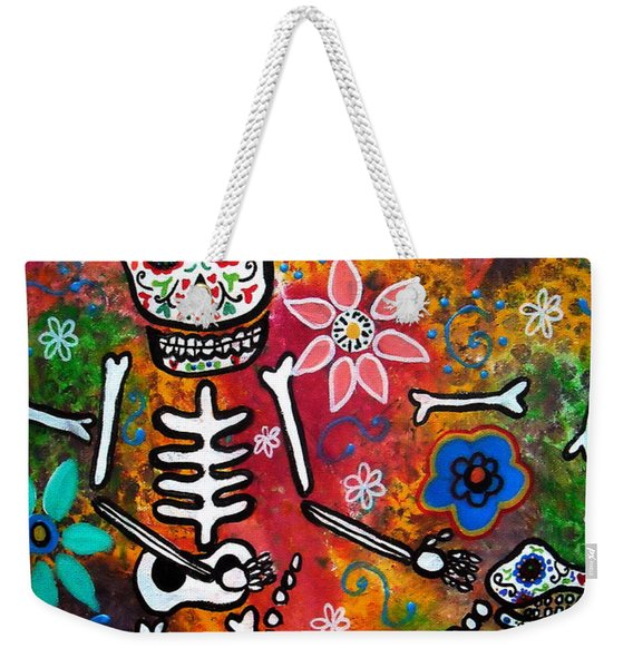 My Bestfriend Weekender Tote Bag