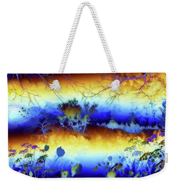 My Blue Heaven Weekender Tote Bag