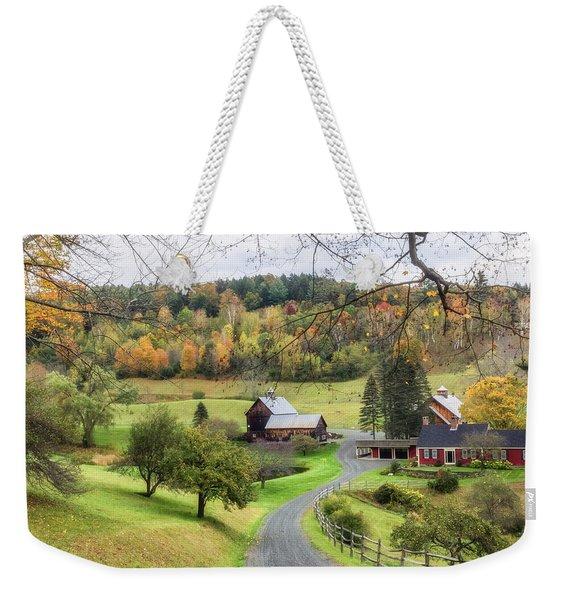 My Dream Home. Weekender Tote Bag