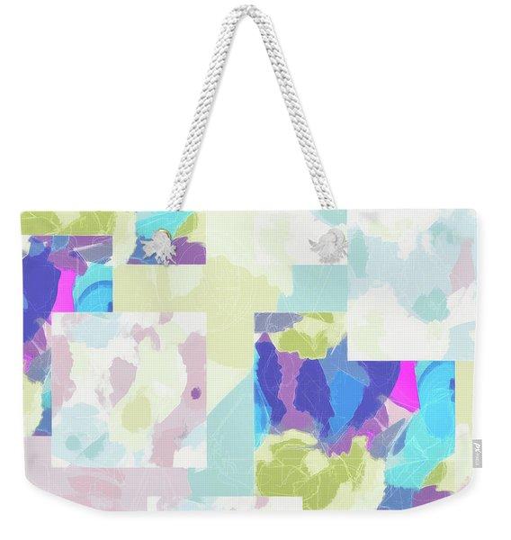 My Faith My Love Weekender Tote Bag