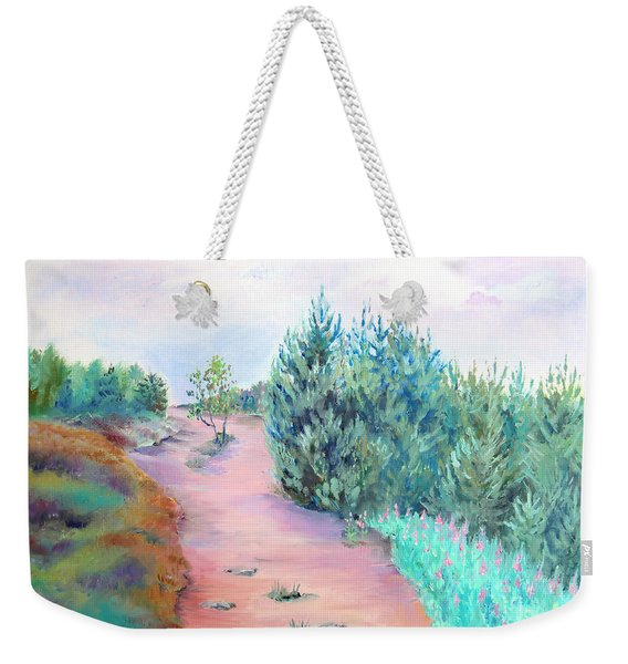 My Favourite Place II Weekender Tote Bag