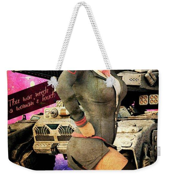 My Fight Too Weekender Tote Bag