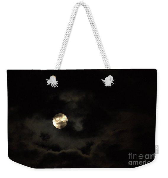My Honey Moon Weekender Tote Bag