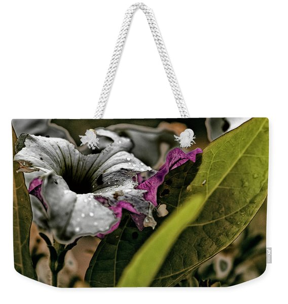 My How Your Beauti Is Evolving Weekender Tote Bag