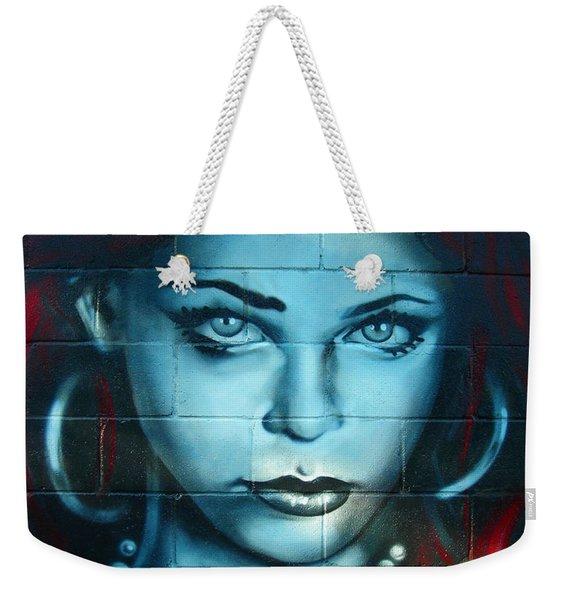 My Lady ... Weekender Tote Bag
