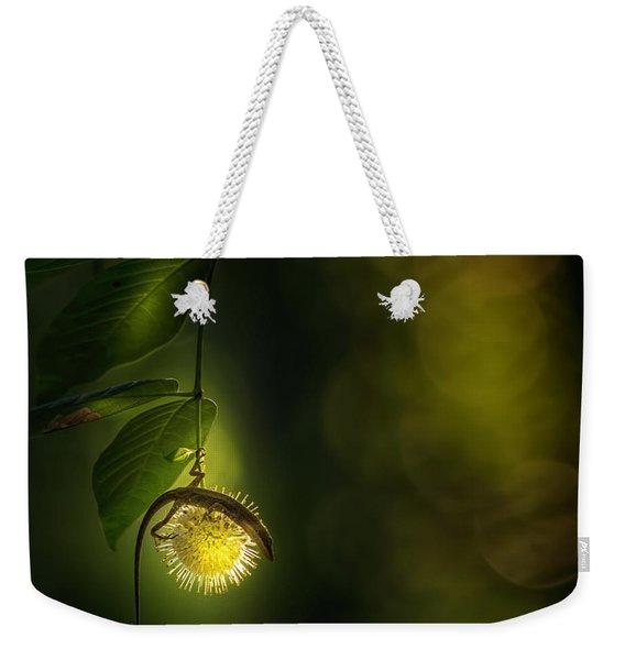 My Little World Weekender Tote Bag