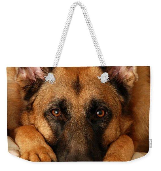 My Loyal Friend Weekender Tote Bag