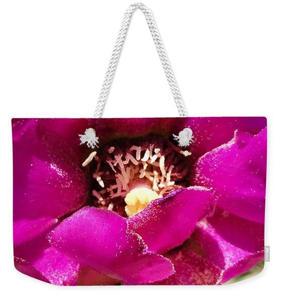My Petals Runneth Over Weekender Tote Bag