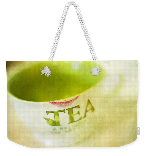My Second Favorite Beverage Weekender Tote Bag
