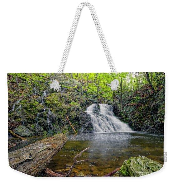 My Serenity Weekender Tote Bag