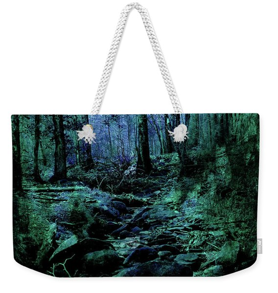 Mysteries Along The Creek Weekender Tote Bag