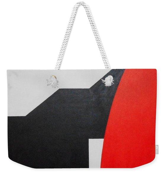 Mysterious Doorway Weekender Tote Bag