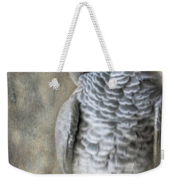 Mysterious Parrot Weekender Tote Bag