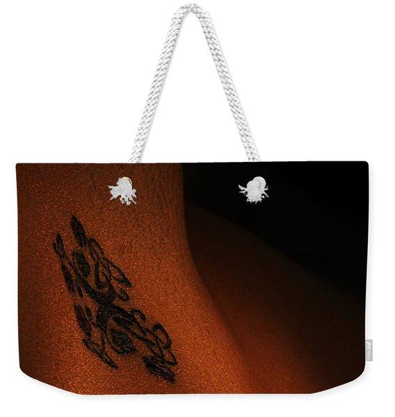 Mystery Awaits Weekender Tote Bag