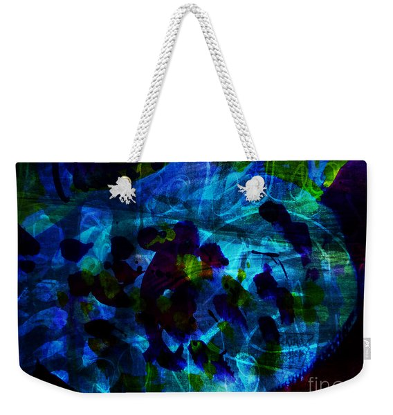 Mystic Creatures Of The Sea Weekender Tote Bag