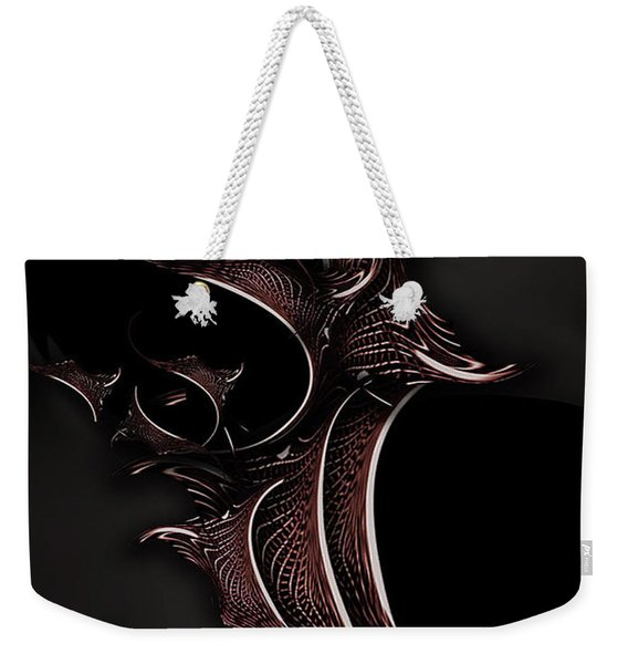 Mystic Experience Constructed Weekender Tote Bag