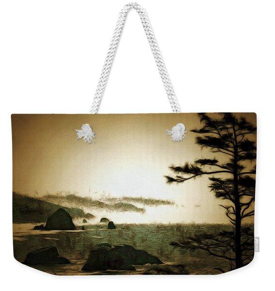 Mystic Landscapes Weekender Tote Bag