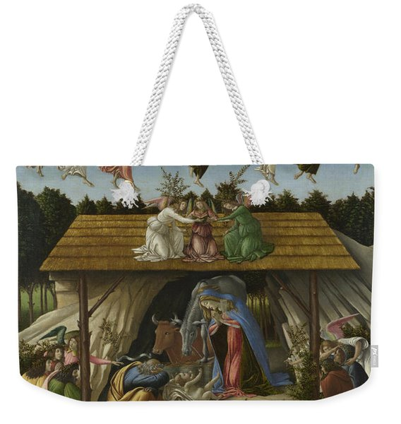 Mystic Nativity -- Weekender Tote Bag