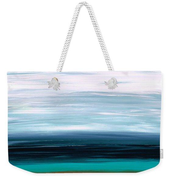 Mystic Shore Weekender Tote Bag