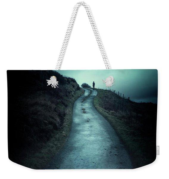 Mystic Voyage Weekender Tote Bag