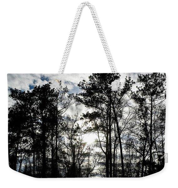Mystic Wilderness Weekender Tote Bag