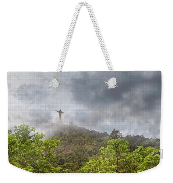 Mystical Moment Weekender Tote Bag