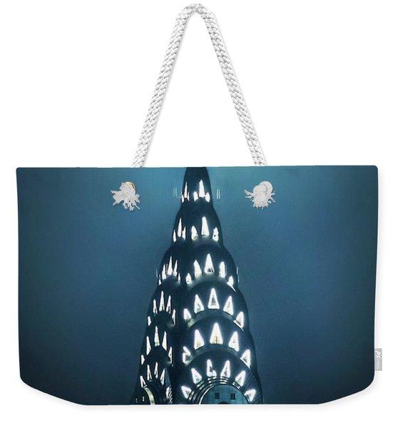 Mystical Spires Weekender Tote Bag