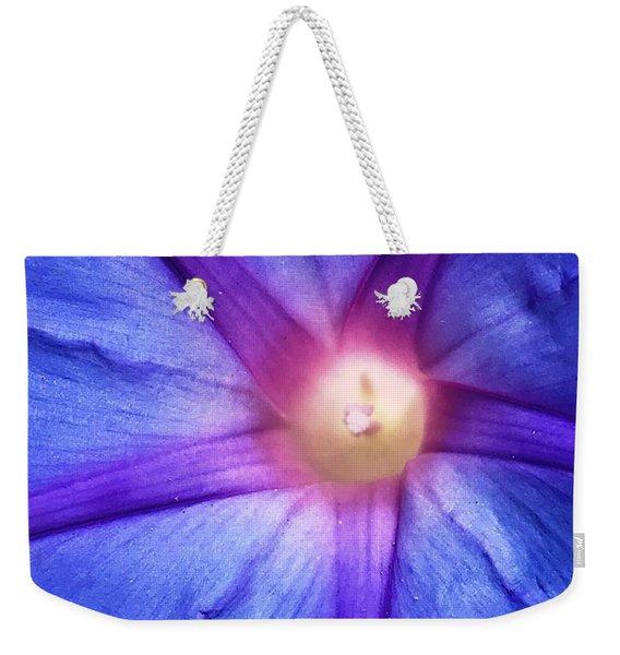 Mystical Star Weekender Tote Bag