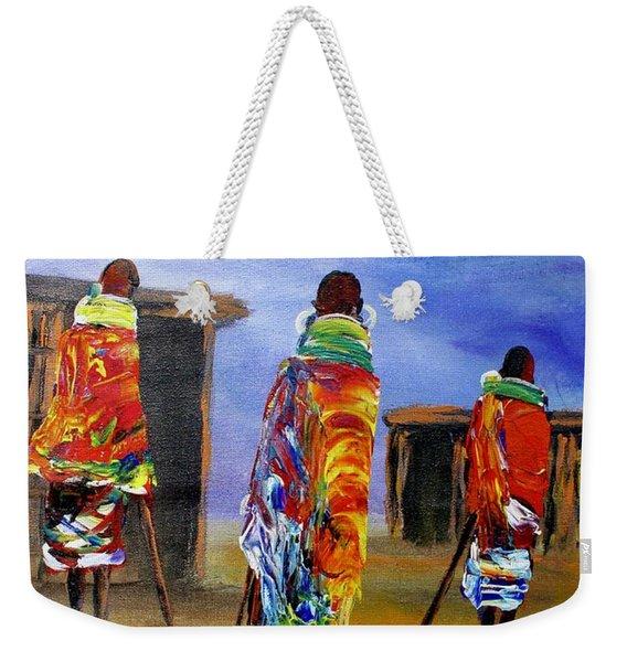 N 160 Weekender Tote Bag