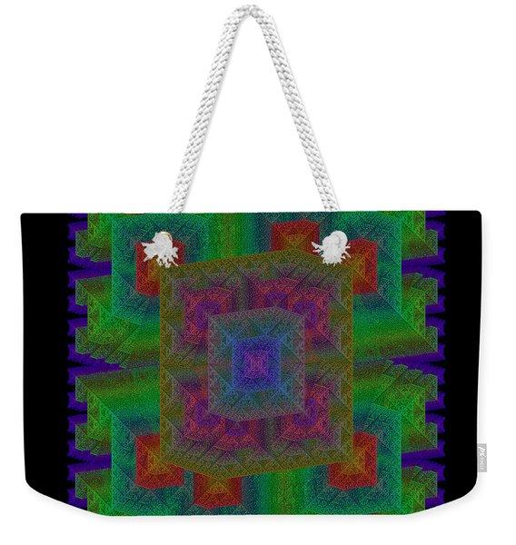 Nadiations Weekender Tote Bag