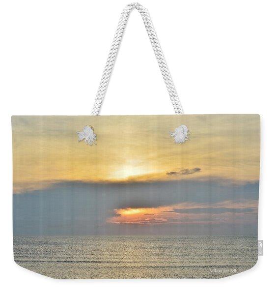 Nags Head Sunrise 7/24/16 Weekender Tote Bag