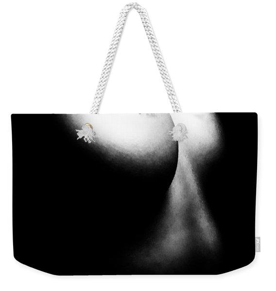 Naked Weekender Tote Bag
