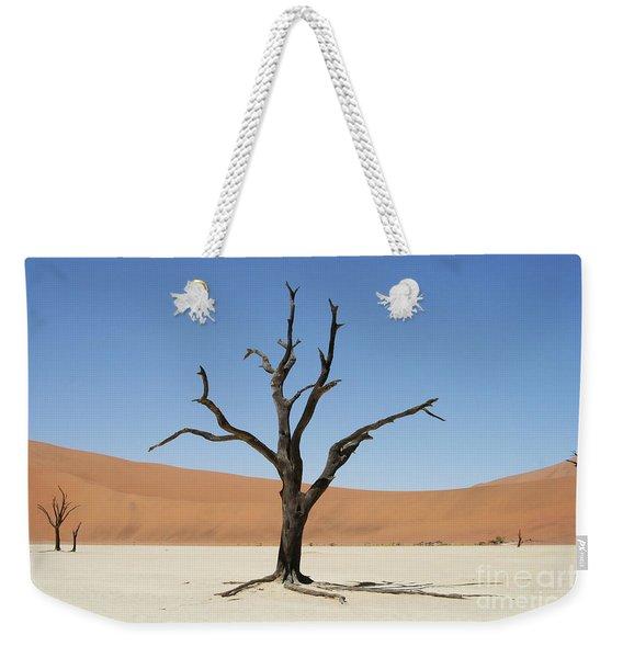 Namibia Desert Weekender Tote Bag