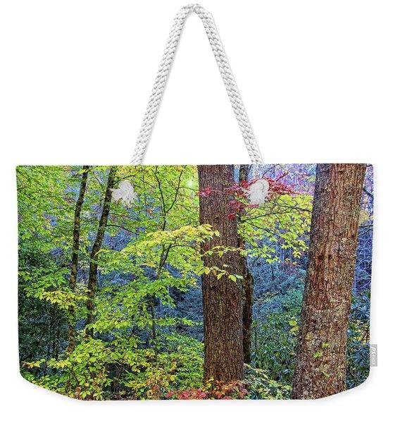 Nantahala Weekender Tote Bag
