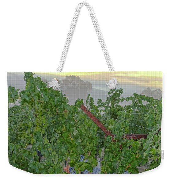 Napa Valley At Dawn Weekender Tote Bag